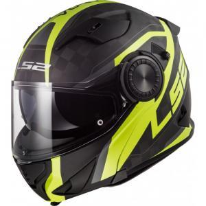 Szczękowy kask motocyklowy LS2 FF313 Vortex Frame
