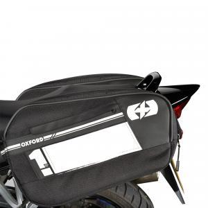 Sakwy boczne na motocykl Oxford F1 55L