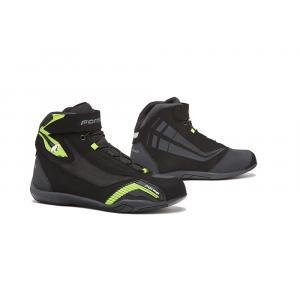 Buty motocyklowe Forma Genesis czarno-fluo żółte
