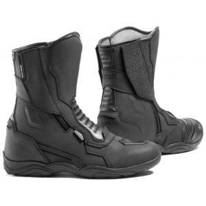 Buty motocyklowe Rebelhorn Scout czarne matowe