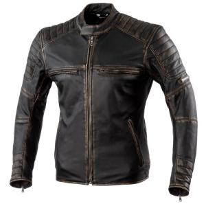 Skórzana kurtka motocyklowa Rebelhorn Hunter Pro Vintage