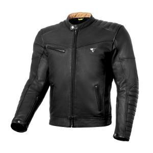 Skórzana kurtka motocyklowa Shima Winchester czarna