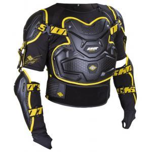 Ochraniacz ciała Shot Interceptor czarno-żółty wyprzedaż