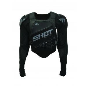 Ochraniacz ciała Shot Ultralight czarno-szary wyprzedaż