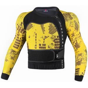 Ochraniacz ciała Street Racer Royal żółty