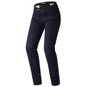 Damskie jeansy motocyklowe Rebelhorn Classic II czarne