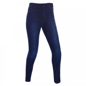 Damskie legginsy Oxford Jeggings niebieskie