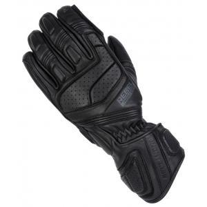 Damskie rękawice motocyklowe Rebelhorn Hike II czarne