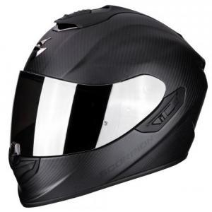 Integralny kask motocyklowy Scorpion EXO-1400 Carbon Air czarny matowy