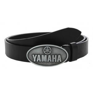 Pasek skórzany z klamrą Yamaha