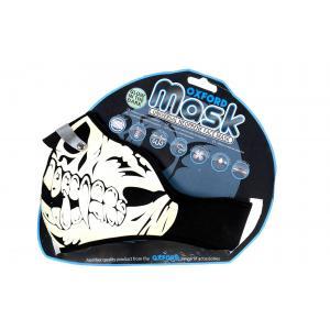 Maska na twarz Oxford Glow Skull