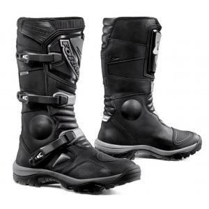 Buty motocyklowe Forma Adventure WP czarne - II. jakość