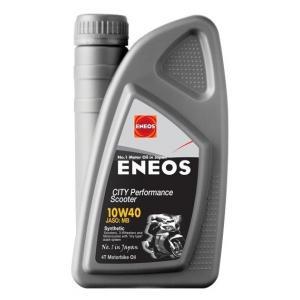 Engine oil ENEOS CITY Performance Scooter 10W-40 E.CP10W40/1 1l