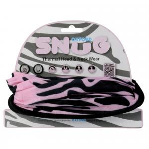 Chusta wielofunkcyjna Oxford Snug Pink Zebra