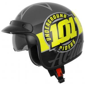 Otwarty kask motocyklowy Cassida Oxygen 101 Riders