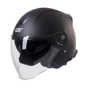 Otwarty kask motocyklowy Street Racer SR 01 MotoZem Performance