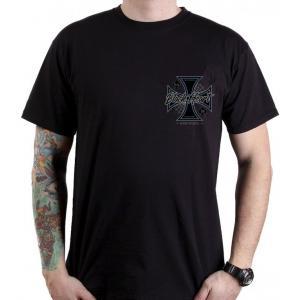 Koszulka Black Heart Chopper Cross