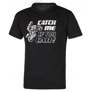 Koszulka męska Catch me if you can