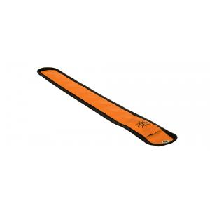Taśma odblaskowa Oxford Bright Halo fluo pomarańczowa