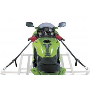 Pasy do przymocowania kierownicy motocykla Oxford Super WonderBar