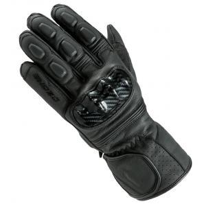 Rękawice motocyklowe Ozone Ride II CE czarne