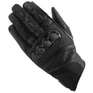 Rękawice motocyklowe Rebelhorn Patrol Short czarne