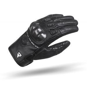 Rękawice motocyklowe Street Racer Falcon czarne