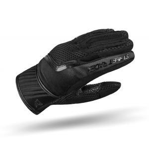 Rękawice motocyklowe Street Racer Stunt czarne
