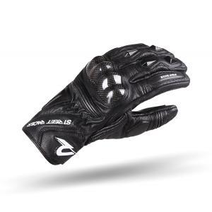 Rękawice motocyklowe Street Racer XTR czarne