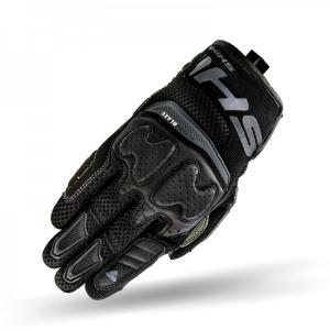 Rękawice motocyklowe Shima Blaze czarne