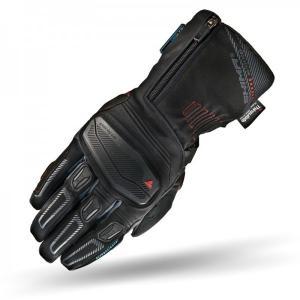 Rękawice motocyklowe Shima Inverno czarne