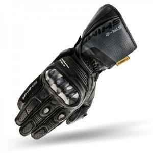 Rękawice motocyklowe Shima STR-2 czarne