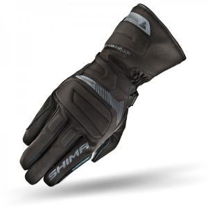 Rękawice motocyklowe Shima Touring Dry czarne