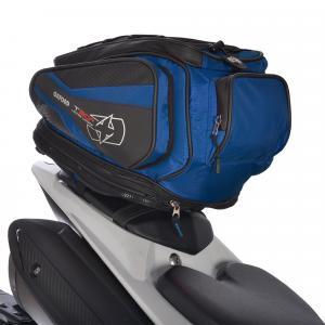 Tankbag i torba na siodło Oxford T30R Time Tank 'n' Tailer czarno-niebieski