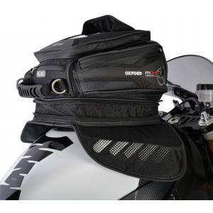 Tankbag na motocykl Oxford M15R czarny