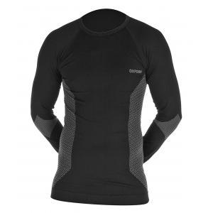 Termo koszulka z długim rękawem Oxford Base Layer czarna