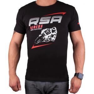 Koszulka RSA Riders czarna