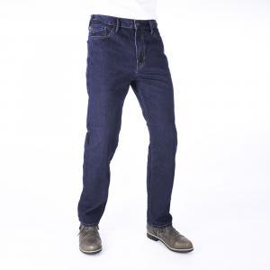 Jeansy motocyklowe Oxford Original Approved Jeans niebieskie skrócone wyprzedaż