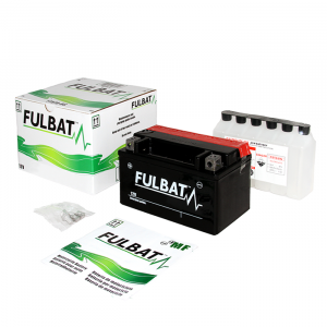 Maintenance free battery FULBAT FT12A-BS (YT12A-BS)