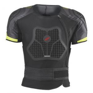 Ochraniacz Zandona Netcube Vest Pro X7 czarno-fluo żółty 170-179 cm