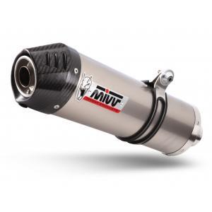 Silencer MIVV OVAL S.042.LNC Titanium / Carbon Cap BIG