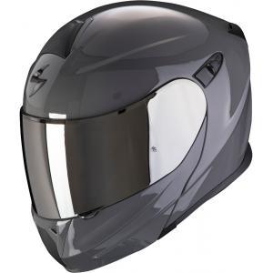 Szczękowy kask motocyklowy Scorpion EXO-920 szary wyprzedaż