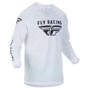 Motocrossowa koszulka FLY Racing Universal 2020 biała
