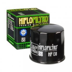 Oil filter HIFLOFILTRO HF138RC Racing