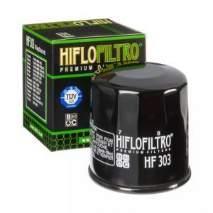 Oil filter HIFLOFILTRO HF303RC Racing