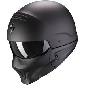 Kask motocyklowy Scorpion EXO-COMBAT EVO Solid czarny matowy