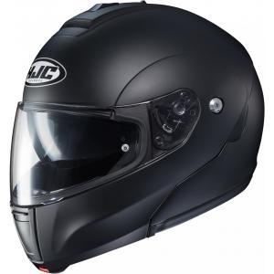 Szczękowy kask motocyklowy HJC C90 czarny matowy wyprzedaż