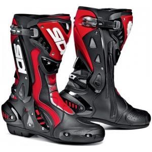 Buty motocyklowe SIDI ST czarno-czerwone