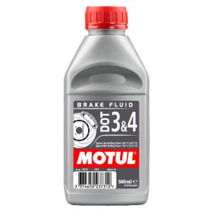 Płyn hamulcowy Motul Dot 3 i 4 0.5L