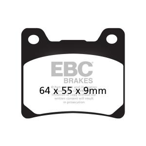 Brake pads EBC FA088V